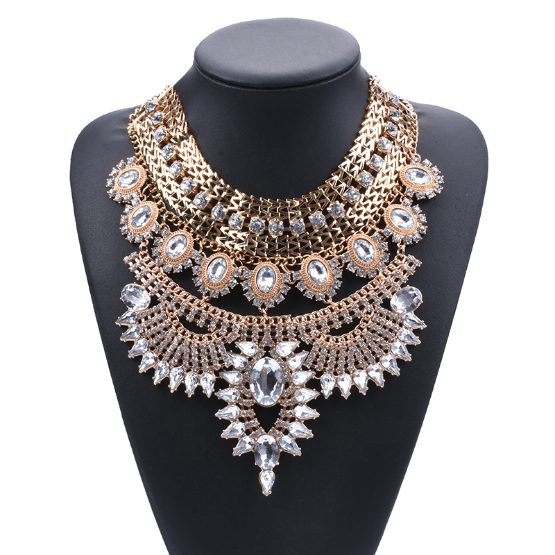 Fresh Big Choker Necklace, Big Choker Necklace Suppliers and  CM53