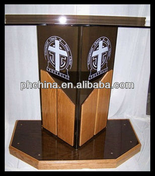 Rd-543 Hot Sell Crystal Pulpit;pulpits For Churches;models Of ...
