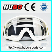Fashion white MX sports new designer custom brand motorcycle racing goggles
