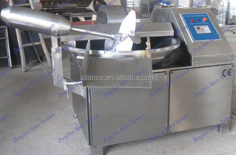 Alibaba Supplier ! Sausage Used Meat Cutter Machine For Cutting ...