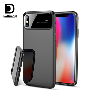 timeless design 42199 e09d9 Slim Camera Lens Protection Fingerprint Resistant Hard Pc Case For Iphone X  Luxury Lens Protector Cover Case For Iphone X - Buy For Iphone X Case ...