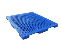 Nine Feet Single Faced Hdpe Rack Plastic Pallet 1200X800 For Sale