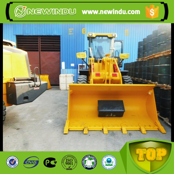 High configuration ZL30G 3ton front end loader attachments