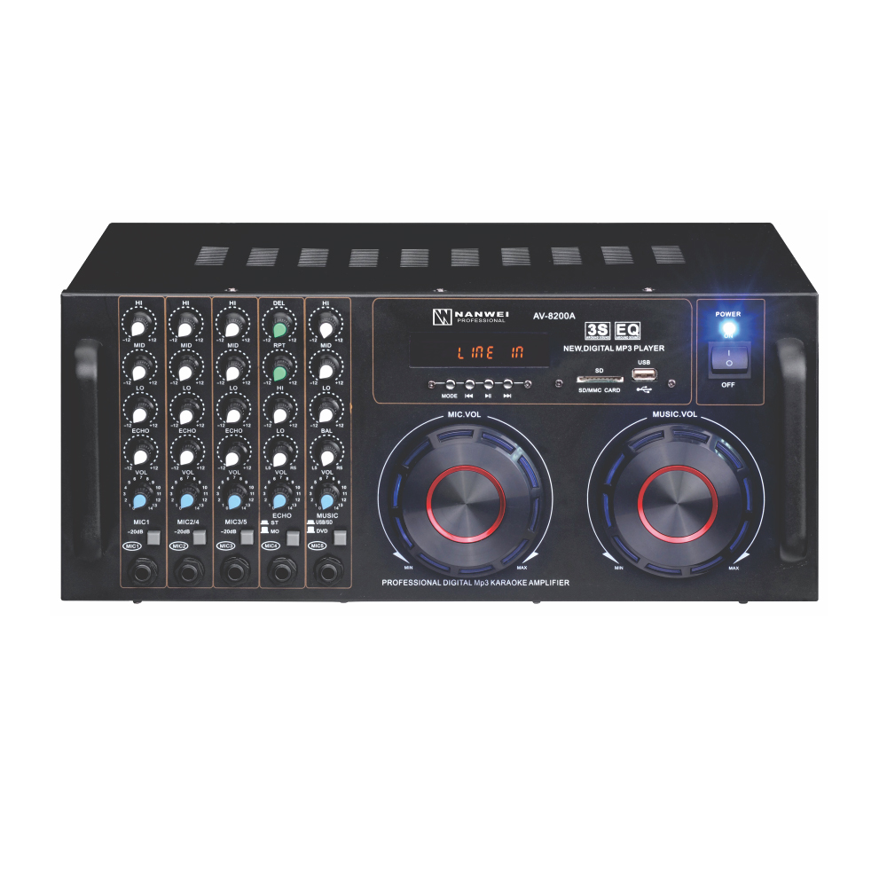 With A Full Range Of Electronic Circuit High Speed Professional Audio Processor Power Amplifier Av 100w Guitar Kits Buy