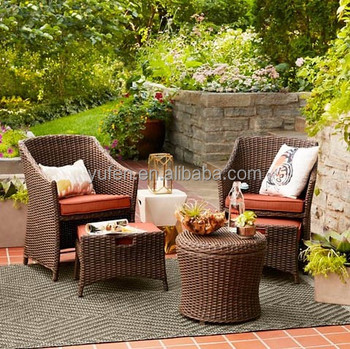 Good Quality Rattan Patio Furniture