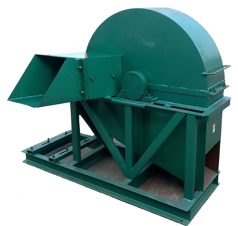 Easy Operate and Minitype Wood Branches Crusher