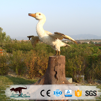 OAC2511 life size bird animatronic animal simulation animal