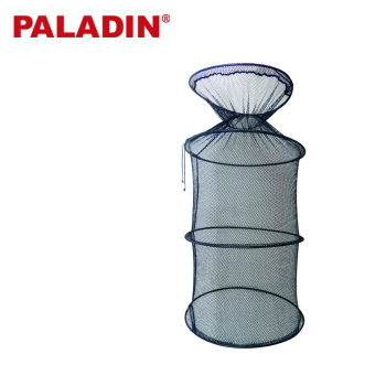 Paladin Folding Collapsible Strong Fishing Keep Net / Cage / Basket