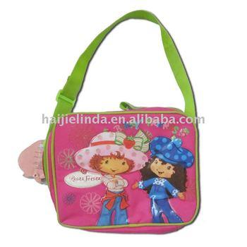 Strawberry Shortcake Insulated Lunchbag Lunchbox Lunch Bag Box ...