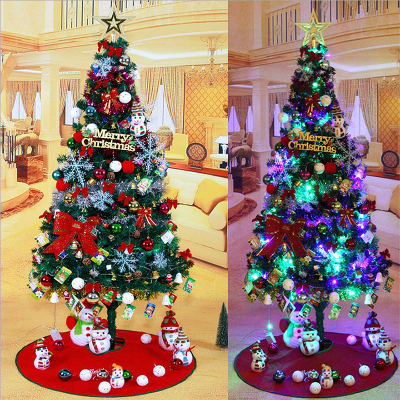 150CM Artificial Christmas Tree With Decorations For