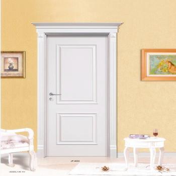 простой дизайн белый деревянные двери декоративные деревянные