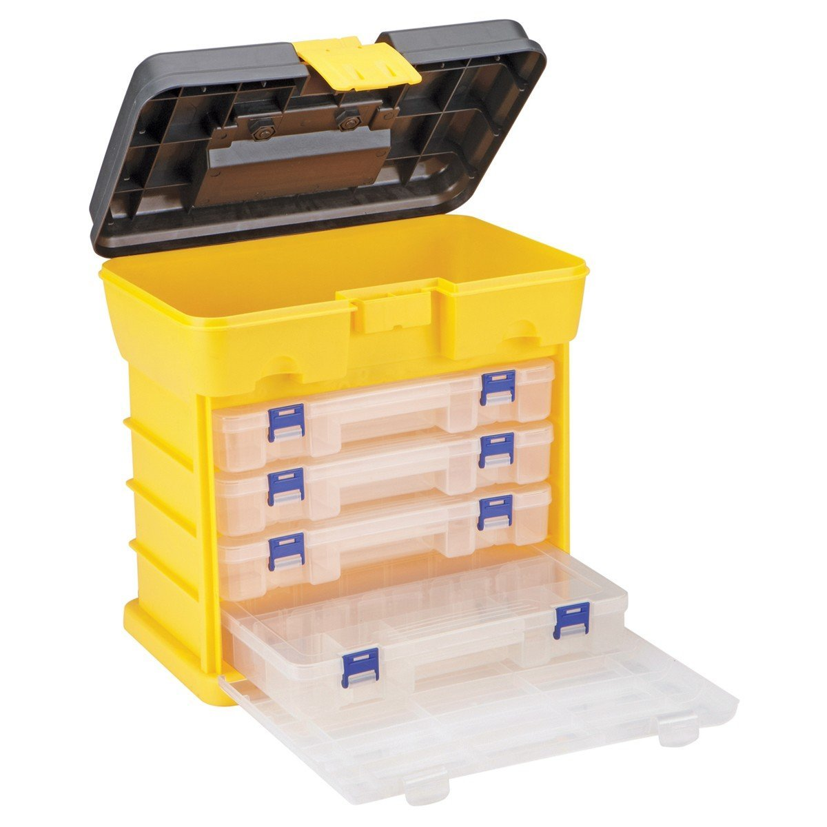 12-Inch Darice 97923 Toolbox with Built-in Organizer