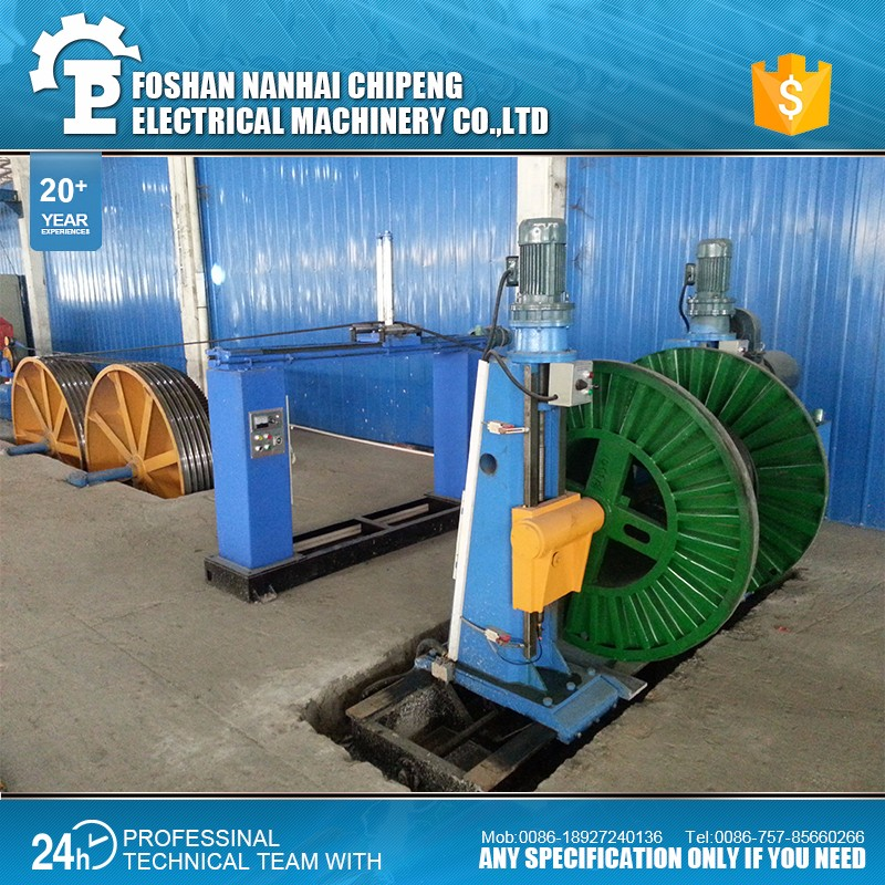 Good Price Wire Rope Spooling Machine - Buy Wire Rope Spooling ...
