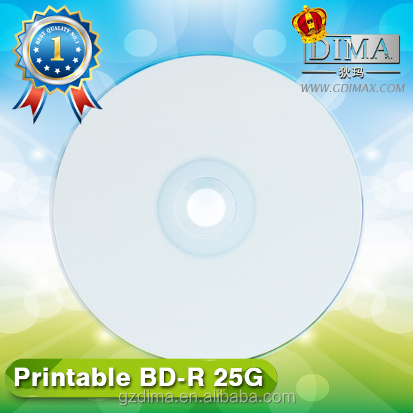 Big capacity and reasonable price 25GB 50GB BD DISC
