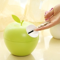 amazon best sellers ABS plastic piggy bank money apple coin bank