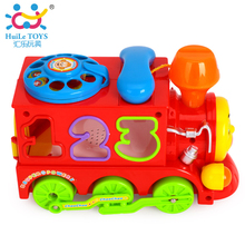 China Supplier Learning Toy Train Steam Locomotives
