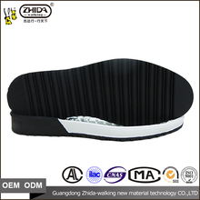 fashion design lightweight rubber non-marking soccer outsole