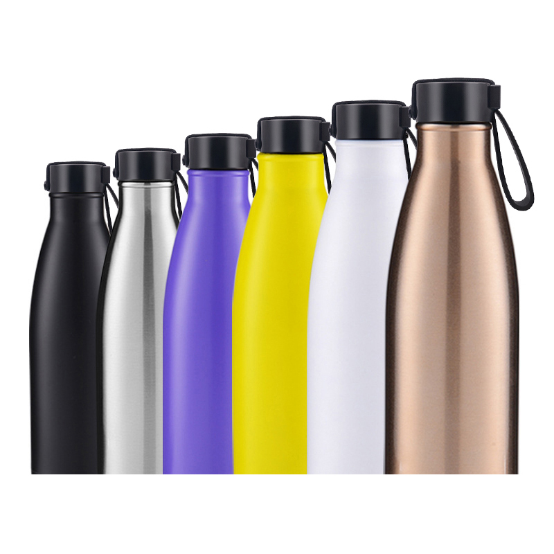 Wevi vacuum Insulated double wall 304 18/8 Stainless Steel water Bottle for travel, <strong>sports</strong>, outdoor