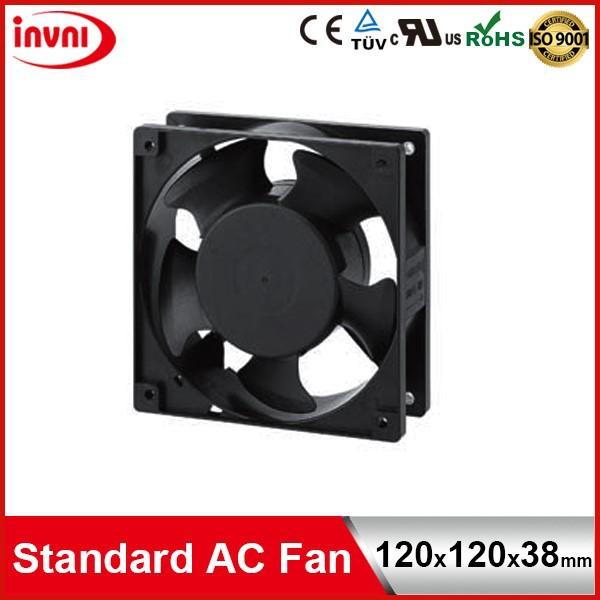 Ventilador Aluminio Sunon 120mm 220v Ac Sin Escobillas