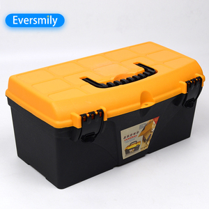 Portable fishing spanner beach plastic storage tool box for wholesale