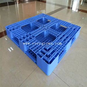 cheap price high quality one way pallet euro plastic pallet