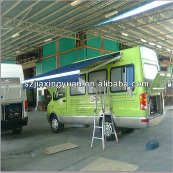 Motorized Temporary Rv Awning - Buy Rv Awning,Retractable ...