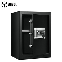 Secure Fireproof Home Money Digital Lock Electronic Safe