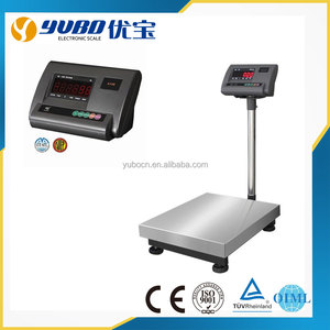 rs232 Weighing platform 500kg electronic bench scale parts