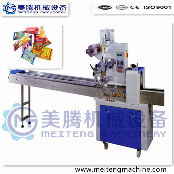 Automatic High Speed Candy Pillow Packing Machine