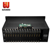 Haiwei living streaming h.264 HDMI to IPTV 16 Channel IPTV cable tv digital encoder