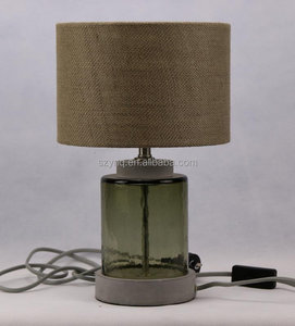 Hot sales! Nordic table lighting home decorative table lamp with ceramic base