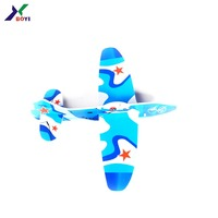 China supplier new product foam EPS plane glider toy