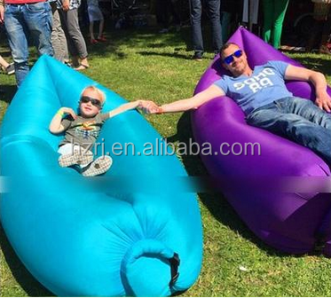 Outdoor Indoor Inflatable Air Lounge Sleeping Sofa