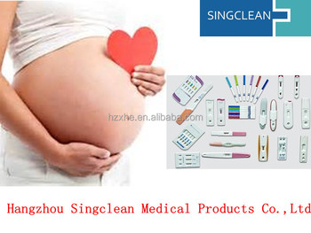 Ce Certificated Hcg Early Pregnancy Test Serum Urine Test Card - Buy How  Soon Can You Take A Pregnancy Test,Pregnancy Test Midstream,Early Pregnancy