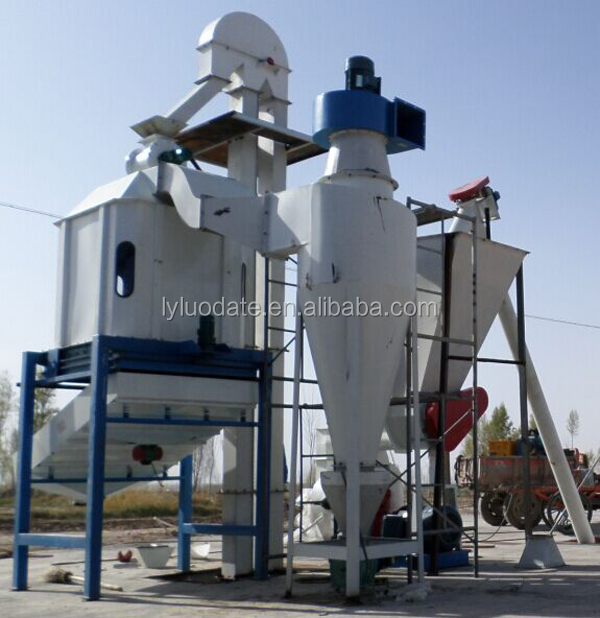 CE & ISO Cheap Feed Pellet Machine Poultry & Animal Small Feed Mill Plant