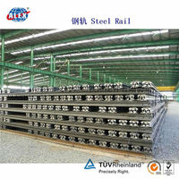 Railroad Steel Rail railway train parts , High quality Railroad Steel Rail, 30kg railway steel rail