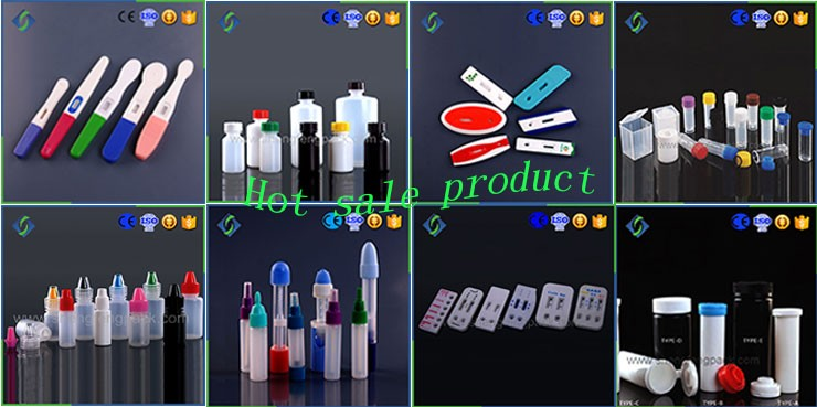 Stool Bottles and Specimen Test Containers for FOBT,FOB test