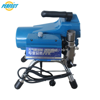 Top Rated Best Handheld Commercial Specialized Piston Pump High Quality  Electric High Pressure Hot Putter Airless Paint Sprayer - Buy Commercial