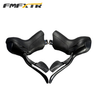 MicroSHIFT 7/8/9Speed Group Road Bike Front Derailleur Rear bicycle parts Derailleurs + Shifter Lever Compatible for Shimano
