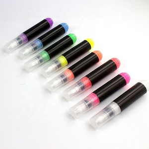 Bold Neon Colors Jumbo Chalk Marker Easy Dry and Wet Erase Chalkboard Glass Blackboard Use Window Paint Marker Pens
