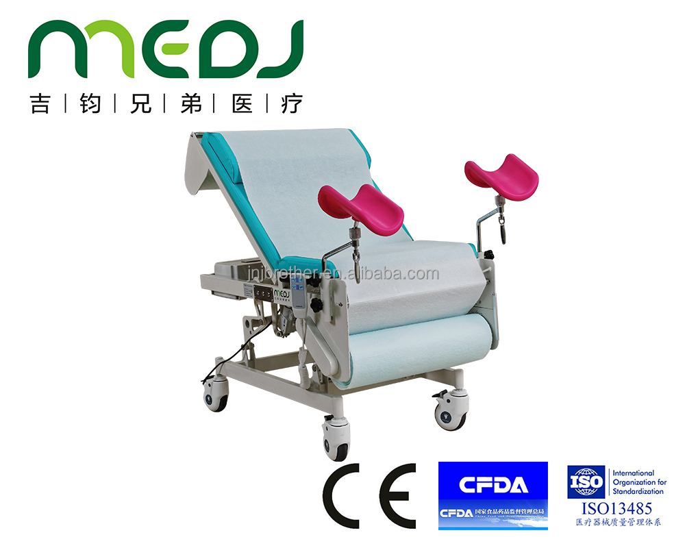Medical examination table electric Gynecology exam Chair