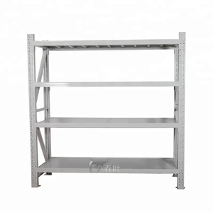 Factory direct plywood metal storage racks/angle iron racking for shop