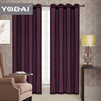 Living Room Curtains Fancy Design Curtain Rod Window Decoration View Window Decoration Yobai Product Details From Ningbo Yobai Home Fashion Co Ltd On Alibaba Com