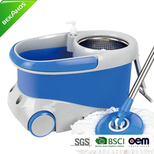 Spin Mop Replacement Parts Assemble 360 Single Bucket Magic Spin Mop Household As Seen On tv 2017