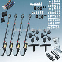 High quality Power Window Kit 2 door or 4 door universal design