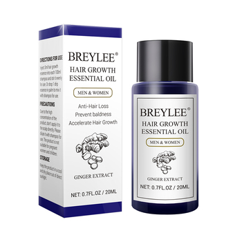 BREYLEE Amazing effect anti baldness hair loss treatment oil