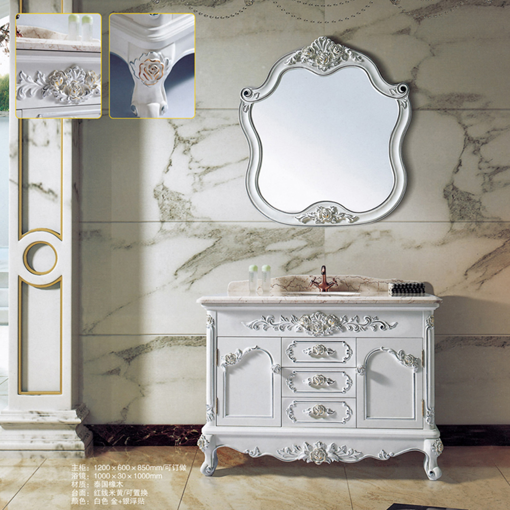 HS-G655 top 10 toilet mirror cabinet bathroom manufacturers