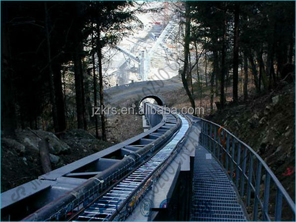 Creation Mining Rubber Belt Conveyor Systems/ Mining Equipment/ Mining Machinery