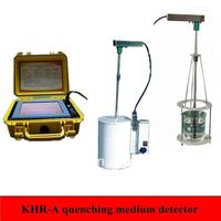 Heat treatment forging quenching oils & water water-based polymer quench medium testing instruments