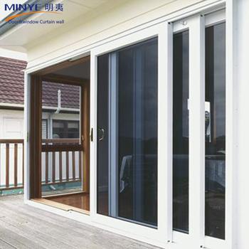 Modern Wardrobe Upvc Doors And Windows Price List Pvc Glass Sliding